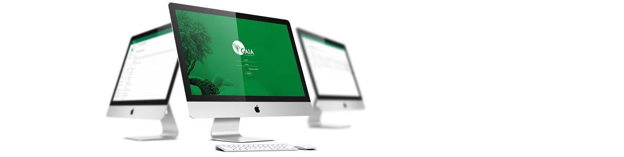 SIGA - Sistema de Informação Gaia Ambiental